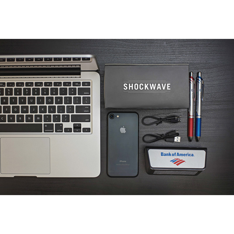 Shockwave Speaker + 5200mAh Charger