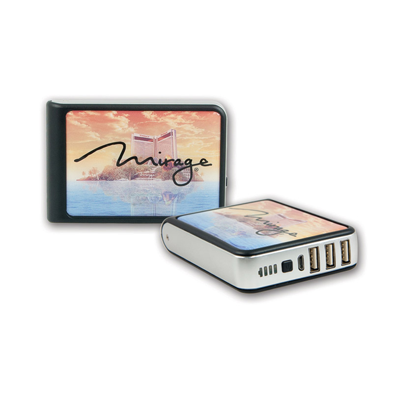 Tenfour™ 2.0 10,400mAh Power Bank