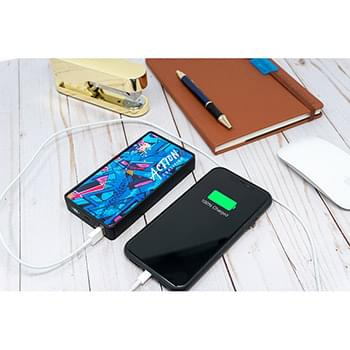 Octoforce 2.0™ Qi 8000mAh Wireless Power Bank